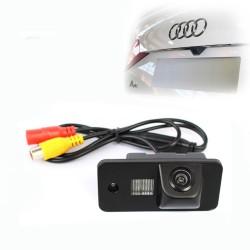 Kamera, Parkplatz Audi Q7