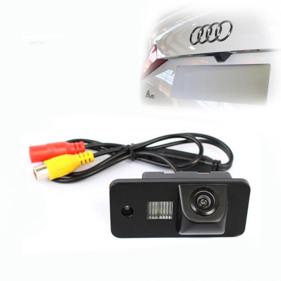 câmera de estacionamento Audi A6 C6