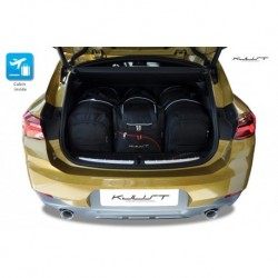 Kit bags for Bmw X2 F39 (2017-)
