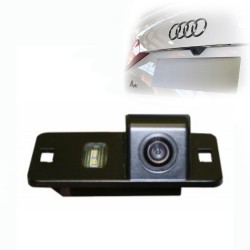 câmera de estacionamento Audi Q7
