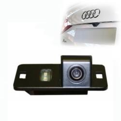 Audi A5 Parkplatz Kamera