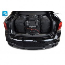 Kit bags for Bmw X6 F16 (2015-2018)