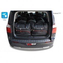 Kit suitcases for Chevrolet Orlando I (2010-2018)