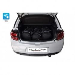 Kit koffer für Citroen Ds3...