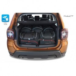 Kit bags for Dacia Duster...