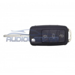 Housing for key Volkswagen 3 buttons (1997-2009)