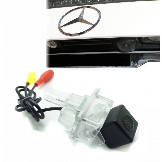 câmera de estacionamento Mercedes Benz