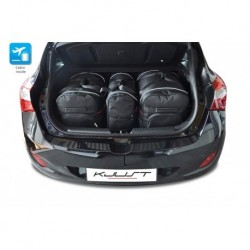 Kit bags to Hyundai I30 II Hatchback (2012-2016)