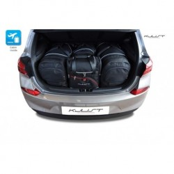 Kit suitcases for Hyundai I30 (III Hatchback (2017-)