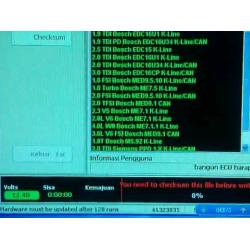 Reprogramador de centralitas MPPS V13