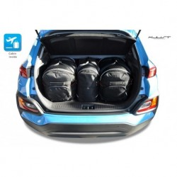 Kit suitcases for Hyundai Kona I (2017-)