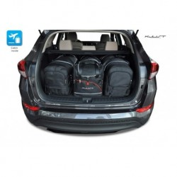 Kit suitcases for Hyundai Tucson III (2015-)