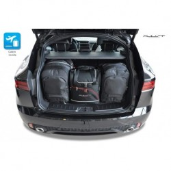 Kit bags for Jaguar E-Pace...