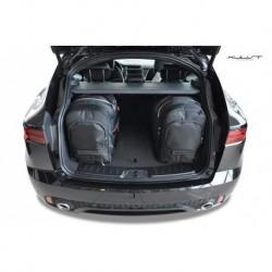 Kit de malas para o Jaguar E-Pace I (2017-)