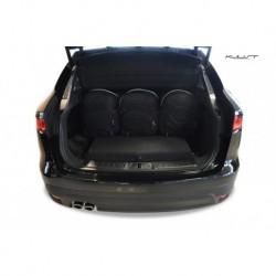 Kit de malas para o Jaguar F-Pace I (2015-)