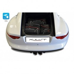 Kit de malas para o Jaguar F-Type I Coupe (2013-)