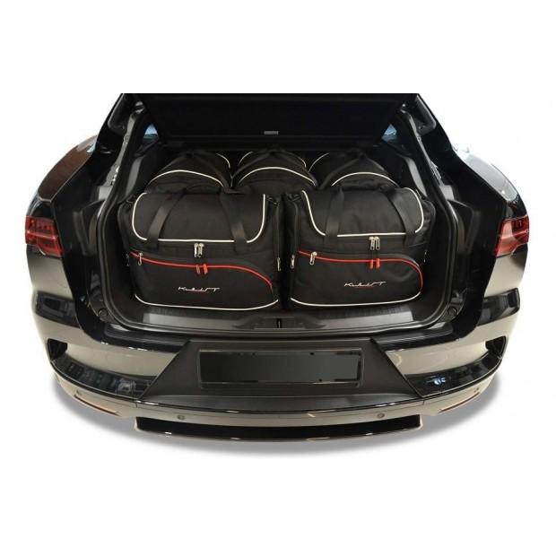 Kit de malas para o Jaguar I-Pace I (2018-)