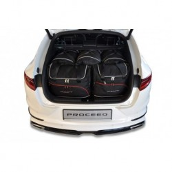Kit suitcases for Kia Proceed I (2019-)