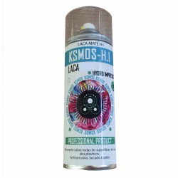 Laca Hidroimpresión mate - Spray 400 ml