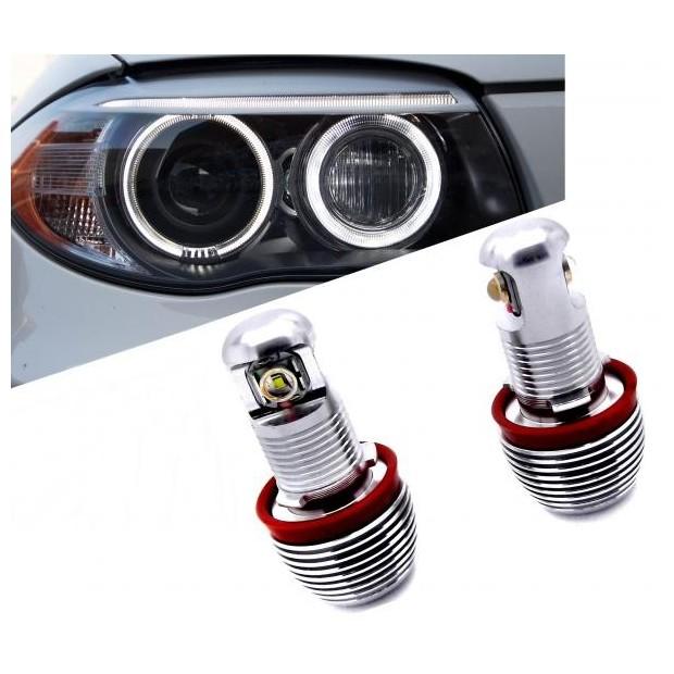 Kit yeux, l'ange de LED 10W pour BMW 2007/2011 de Type 5