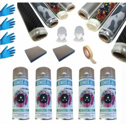 Kit Hidroimpresión professionnel