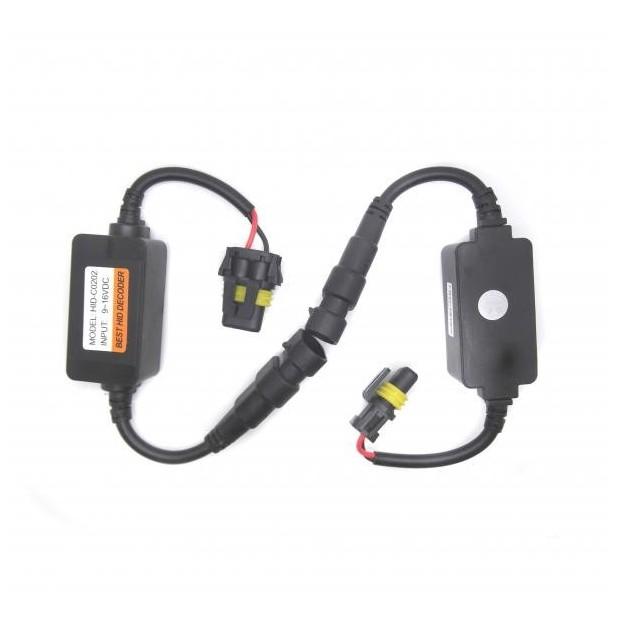 Canceladores de fallo para kit xenon BMW - Tipo 2