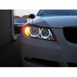 Kit olhos de angel, diodo EMISSOR de luz 10W para BMW 2007/2011 - Tipo 5