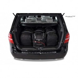 Kit suitcases for Mercedes-Benz B W246 (2011-)