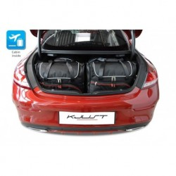 Kit suitcases for Mercedes-Benz C W205 Coupe (2014-)