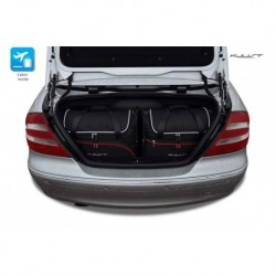 Kit suitcases for Mercedes-Benz Clk W209 Cabrio (2002-2010)