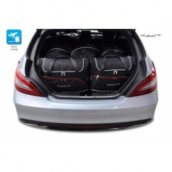 Kit suitcases for Mercedes-Benz Cls W218 Shooting Brake (2012-2017)