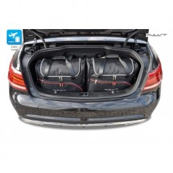 Kit suitcases for Mercedes-Benz E W212 Cabrio (2009-2016)