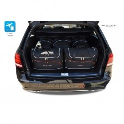 Kit suitcases for Mercedes-Benz E W212 Kombi (2009-2016)