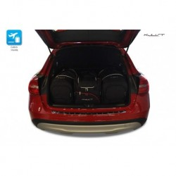 Kit suitcases for Mercedes-Benz Gla X156 (2013-)