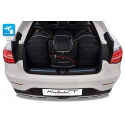 Kit suitcases for Mercedes-Benz Glc C253 Coupe (2016-)