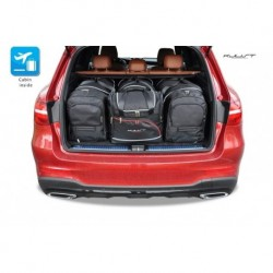 Kit suitcases for Mercedes-Benz Glc X253 (2015-)