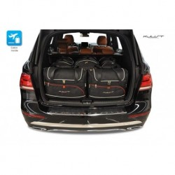Kit bags for the Mercedes-Benz Gle W166 Suv (2015-)