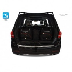 Kit bags for the Mercedes-Benz Gls X166 (2015-)