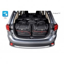 Kit de valises pour Mitsubishi Outlander III (2012-)