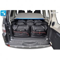 Kit suitcases for Mitsubishi Pajero IV (2006-) 5-door