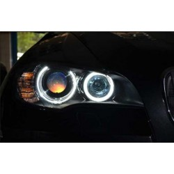 Kit augen von angel in LED 20W für BMW 2007/2011 - Typ 6