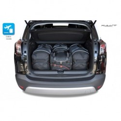 Kit bags for Opel Crossland X I (2017-)