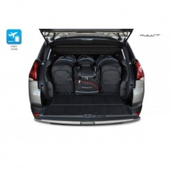 Kit bags for the Peugeot 3008 I (2009-2016)