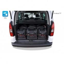Kit bags for Peugeot Partner II (2008-)