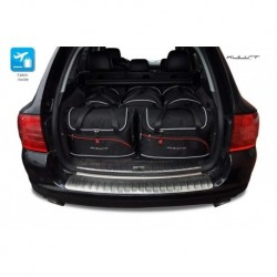 Kit bags for Porsche Cayenne I (2002-2010)