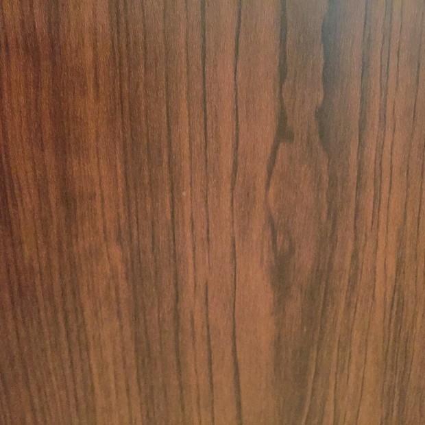 Walnut wood car