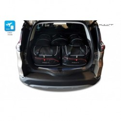 Kit bags for Renault Espace V (2014-)