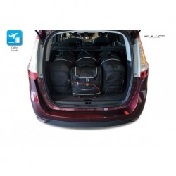 Kit bags for Renault Grand Scenic II (2009-2013)