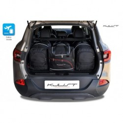 Kit bags for Renault Kadjar I (2015-)