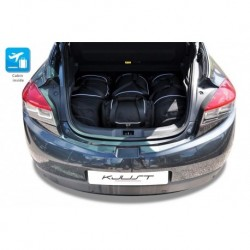 Kit bags for Renault Megane III Coupe (2008-2016)